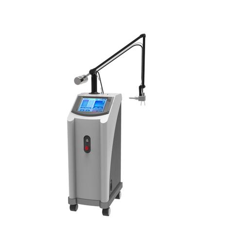 Acne scar treatment - fractional laser machine