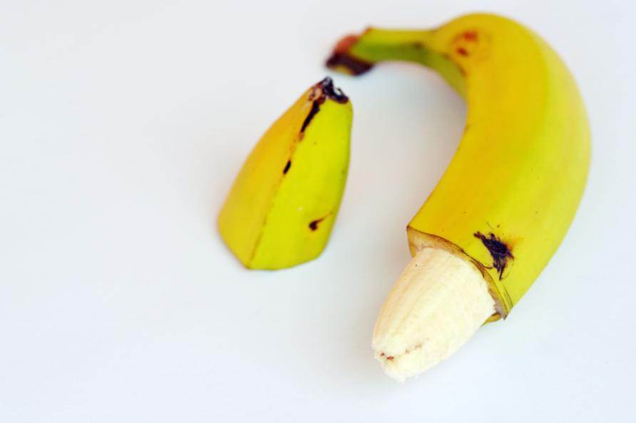 banana-with-skin-peeled-off